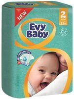 "Подгузники ""Evy Baby Mini 2"" (3-6 кг; 32 шт.)"