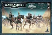 "Набор миниатюр ""Warhammer 40.000. Tau Empire Kroot Carnivore Squad"" (56-08)"