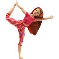 """Кукла """"Barbie. Made to move. Йога"""" (арт. GXF07)"""
