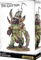 Warhammer Age of Sigmar. Maggotkin of Nurgle. The Glottkin (83-25)