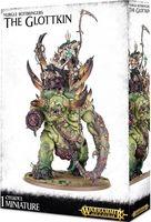 Warhammer Age of Sigmar. Nurgle Rotbringers. The Glottkin (83-25)