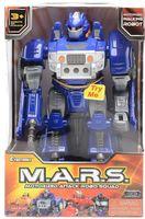 Робот-трансформер (со световыми и звуковыми эффектами; арт. 4041T)