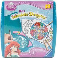 "Трафарет ""Mini Mandala-Designer. Disney Русалочка"""