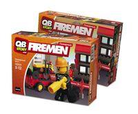 """QBStory. Firemen. """"Пожарный пост"""" (200024)"""