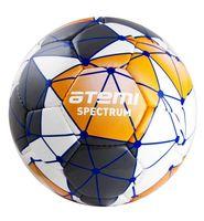 """Мяч футбольный Atemi """"Spectrum"""" №5 (бело-сине-оранжевый)"""