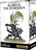 Warhammer Age of Sigmar. Sylvaneth. Alarielle The Everqueen (92-12)