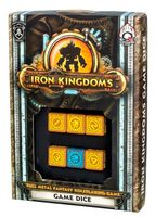"Набор кубиков D6 ""Iron Kingdoms"" (6 шт.)"