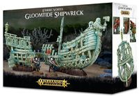 Warhammer Age of Sigmar. Etheric Vortex. Gloomtide Shipwreck (64-17)