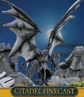"Миниатюра ""LotR/The Hobbit. Finecast: Gulavhar The Terror of Arnor"" (08-42)"