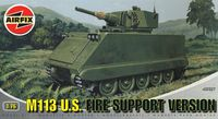 "Бронемашина ""M113 U.S. Fire Support Version"" (масштаб: 1/76)"