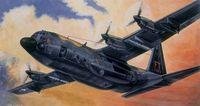 """Самолет """"AC-130 Gunship"""" (масштаб: 1/72)"""