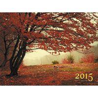 """Календарь настенный на 2015 год """"Природа. Очарование осени"""""""