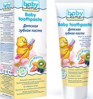 Детская зубная паста со вкусом тутти-фрутти (75 мл)