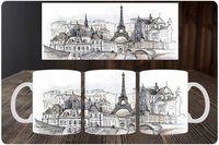 "Кружка ""Paris"" (art. 124)"