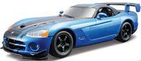 "Модель машины ""Bburago. Kit. Dodge Viper SRT10"" (масштаб: 1/24)"