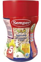 """Чай детский """"Semper. Мята лимонная и груша"""" (200 г)"""