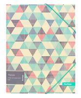 """Папка на резинке """"Triangle"""" (А4)"""