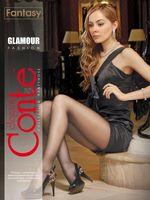 """Колготки женские фантазийные """"Conte. Glamour"""""""