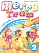Merry Team: Activity Book v. 2 (+ CD)