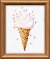 "Вышивка бисером ""Мороженое"" (арт. 1317)"