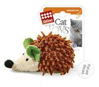 """Игрушка для кошек со звуковым чипом """"Ежик"""" (7 см)"""