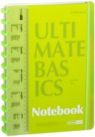 "Блокнот в клетку на спирали ""Ultimate Basics"" (А4; 80 листов)"