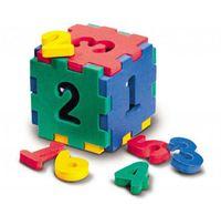 """Сортер """"Кубик с цифрами"""""""