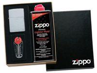 Подарочная коробка Zippo (кремний и топливо, 50R)