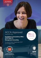FIA Foundations in Management Accounting FMA (ACCA F2). Interactive Text