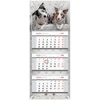 """Календарь настенный квартальный """"Символ года"""" (2018, арт. 242942)"""