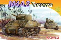 """Средний танк """"M4A2 Tarawa"""" (масштаб: 1/35)"""