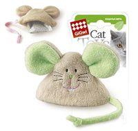 """Игрушка для кошек """"Мышка"""" с кошачьей мятой (8 см)"""