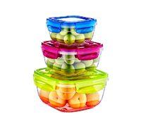 Набор контейнеров для продуктов (3 шт.; арт. 30242)