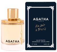 "Туалетная вода для женщин Agatha ""Un Soir A Paris"" (50 мл)"