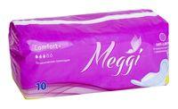 """Гигиенические прокладки """"Meggi Comfort+"""" (10 шт.)"""