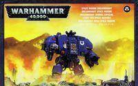 "Миниатюра ""Warhammer 40.000. Space Marine Dreadnought"" (48-26)"