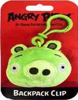 "Мягкая игрушка-брелок ""Angry Birds Свин"""