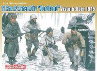"Набор миниатюр ""11.FrW.Pz.GrenDiv Norland Vistula-Oder 1945"" (масштаб: 1/35)"