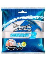 """Станок для бритья одноразовый """"Wilkinson Schick Everyday 2"""" (5 шт.)"""