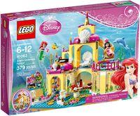 """LEGO Disney Princess """"Подводный дворец Ариэль"""""""