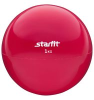 Медбол GB-703 (1 кг; красный)