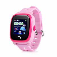 Умные часы Wonlex GW400S (розовые)