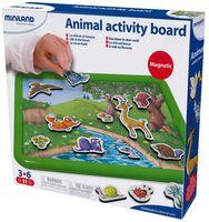 """Магнитная доска """"Animal Activity"""""""