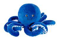 """Мягкая игрушка """"Осьминог"""" (20 см; синий)"""