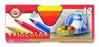 """Набор карандашей цветных """"Trio Color"""" (12 цветов)"""