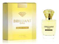 "Парфюмерная вода для женщин ""Brilliant Shine Golden Edition"" (100 мл)"