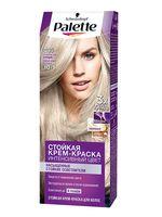 """Крем-краска для волос """"Интенсивный цвет"""" тон: С10, серебристый блондин"""