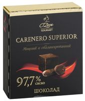 "Шоколад горький ""O'Zera. Carenero Superior"" (90 г)"