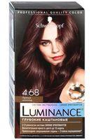"""Краска для волос """"Глубокие каштановые"""" тон: 4.68, пряный шоколад"""