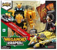"Робот-трансформер ""Monkart. Megaroid Vasper"""